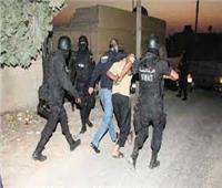 «الداخلية» تداهم البؤر الإجرامية وتضبط 813 عنصر إجرامي و605 قطعة سلاح