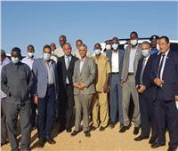 لجنة مشتركة لمناقشة الربط بين سكك حديد مصر والسودان