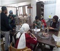قصور الثقافة تختتم فعاليات مبادرة «صنايعية مصر» بالمنيا