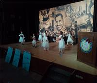 إحتفالية بأعياد الربيع في قصر ثقافة جمال عبد الناصر ببني مر