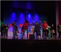 «إمبراطور البلي» لفرقة مسرح الطفل بثقافة الإسماعيلية