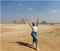 التونسية راوية صالح: فخورة بمشاركتي الأولى في الدراما المصرية