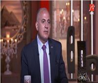أبرز تصريحات وزير الرى خلال لقائه مع الإعلامى عمرو أديب