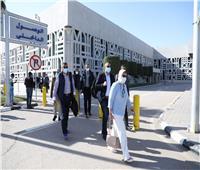 الأقصر نقطة الانطلاق | وزيرة الصحة تبدأ زيارة ميدانية لمحافظات الصعيد