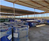 وزيرة البيئة تتابع الصرف الصناعي لشركات البترول بجنوب سيناء