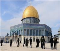 45 مستوطنًا يقتحمون باحات المسجد الأقصى المبارك