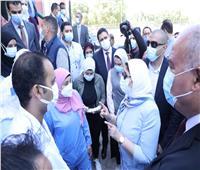وزيرة الصحة: نسب الإشغال في مستشفيات قنا 60%