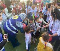 حماة الوطن بأسيوط ينظم احتفالية للأطفال الأيتام