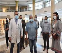 زاهي حواس: مستشفي الأورمان لسرطان الأطفال هرم مصري جديد