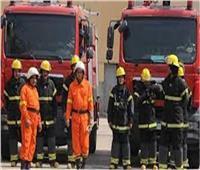 التحريات: ماس كهربائي وراء حريق شركة بعابدين