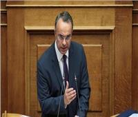 وزير المالية اليوناني يحدد 5 أولويات لإعادة تشكيل مستقبل اقتصاد بلاده