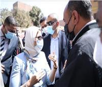 الصحة: افتتاح مستشفى فرشوط المركزي خلال أيام لاستقبال مرضى فيروس كورونا