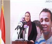 القباج: نسعى لتغيير صور الكفالة ضمن حلم «مصر بلا مؤسسات»