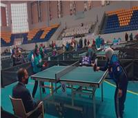 اليوم ختام بطولة الجمهورية الثانية لتنس الطاولة للقسم الباراليمبي