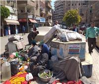 فيديو| مجلس مدينة طوخ يزيل خيمة «أم اليتامى».. والسيدة: أين الرحمة