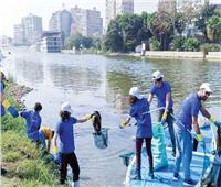 «حوت» لتنظيف النيل من المخلفات