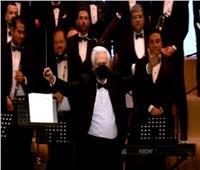 سليم سحاب يقدم مقطوعة موسيقية خلال احتفالية يوم اليتيم ..فيديو
