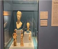 مساعد وزير الآثار يزور متحف مطار القاهرة تمهيدا لافتتاحه قريبا | صور