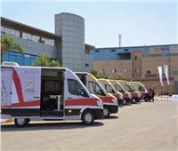 «التخطيط» تسلم «العدل»10 سيارات تكنولوجية متنقلة لخدمات الشهر العقاري