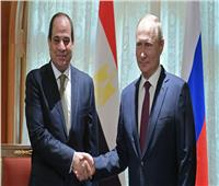 أهم الزيارات بين مصر وروسيا في عهد  الرئيس السيسي