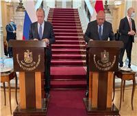 شكري: روسيا تتفهم أهمية قضية سد النهضة لمصر