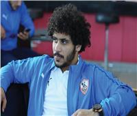 عبدالله جمعة يواصل برنامجه التأهيلي بالزمالك