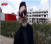 أحمد وفيق يهنئ جمهور «بوابة أخبار اليوم» بشهر رمضان الكريم.. فيديو