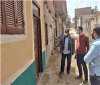 تسليم 62 منزلابعد تأهيلهمضمن مبادرة «حياة كريمة» بمركز أخميم