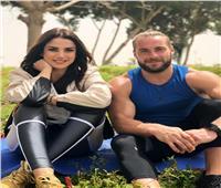 مدرب أحمد السقا ودرة يستعد لتصوير فيلم جديد
