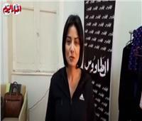 سهر الصايغ تهنئ جمهور «بوابة أخبار اليوم» بشهر رمضان.. فيديو