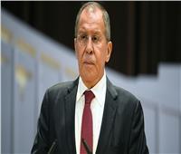 لافروف: روسيا ترفض المساس بالحقوق المائية لمصر في مياه النيل