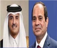 أمير قطر يهنئ الرئيس السيسي بحلول شهر رمضان