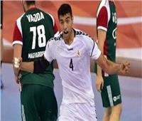 لاعب  الفريق الأول لكرة اليد بالزمالك يكشف حجم إصابته