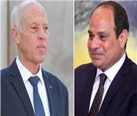 الرئيس السيسي يهنئ نظيره التونسي بحلول شهر رمضان