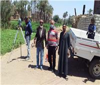 استكمال أعمال مشروع الصرف الصحي لمركز ومدينة الزينية