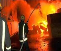 التحريات: ماس كهربائي وراء حريق محل تجاري في رمسيس
