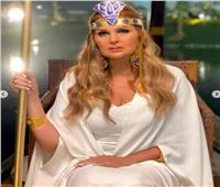 يسرا: «موكب المومياوات أهم إعلان لتاريخ مصر وحضارتها»