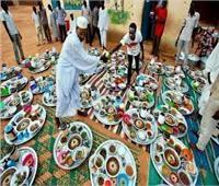الإفطار الجماعي و«الحلو مر».. أهم ما يميز رمضان السودان