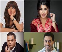 """سر انسحاب ايتن عامر والسعدني من """"كله بالحب """"و تعدد البلاغات للمهن التمثيلية"""