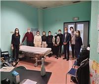 وفد من «الرعاية الصحية» يزور مؤسسات طبية إيطالية لنقل خبراتهم لمصر