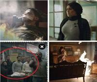 أخطاء فاضحة في مسلسل «لحم غزال».. والجمهور يعلق |صور