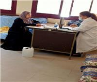 أسيوط: حياة كريمة تطلق قوافل طبية علاجية للأسر الأولى بالرعاية