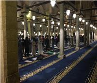 صلاة التراويح الثانية في رمضان بالجامع الأزهر