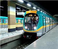 «المترو»: لم نرصد أي زحام بالقطارات.. وأخر قطار يصل «السادات» 1 صباحاًً | خاص