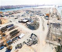 محطة ميناء الإسكندرية متعددة الأغراض.. خطوة لتحويل مصر لمركز عالمى للتجارة