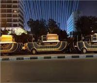الفنان شريف خيرالله عن موكب المومياوات: مصر بتنور