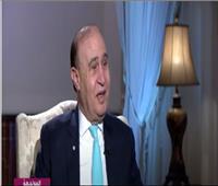 «مهاب مميش»: خرجت من بيت فيه انضباط إلى مؤسسة عسكرية تمتاز به
