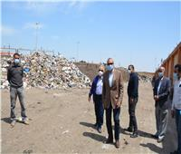 لإنهاء أزمة القمامة| القليوبية تبني المحطة الوسيطة بطوخ بـ10 ملايين جنيه