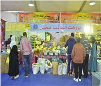 إقبال كبير على معرض «أهلا رمضان» بالإسماعيلية.. صور