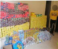 إحباط إغراق الأسواق بنصف مليون «صاروخ ألعاب نارية» بالإسكندرية